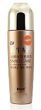 Parfumuri și produse cosmetice Emulsie facială cu mucus de melc - Belov Snail Care Emulsion