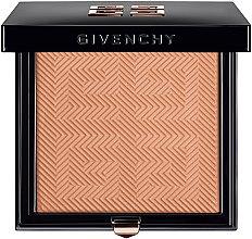 Parfumuri și produse cosmetice Pudră-bronzer pntru față - Givenchy Teint Couture Healthy Glow Powder