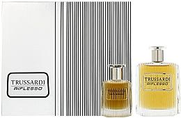 Parfumuri și produse cosmetice Trussardi Riflesso - Set (edt/100ml + edt/30ml)