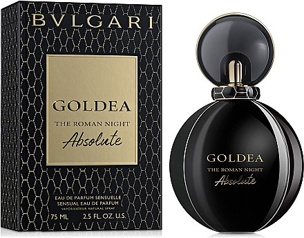 Bvlgari Goldea the Roman Night Absolute - Apă de parfum