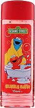 Parfumuri și produse cosmetice Spumă de baie pentru bebeluși - Corsair 123 Sesame Street Bubble Bath
