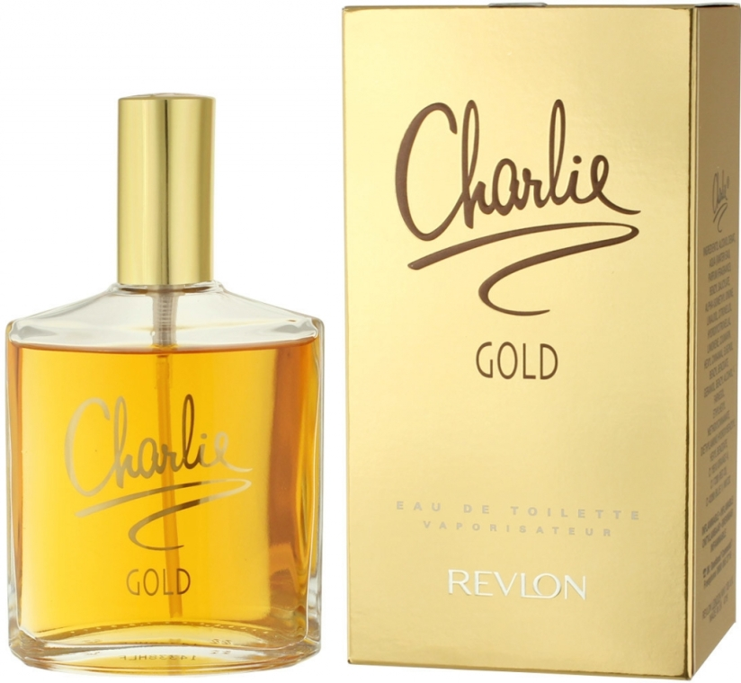 Revlon Charlie Gold - Apa de toaletă