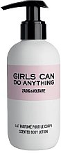 Parfumuri și produse cosmetice Zadig & Voltaire Girls Can Do Anything - Loțiune de corp