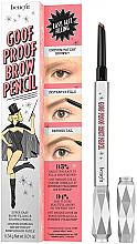 Parfumuri și produse cosmetice Creion pentru sprâncene - Benefit Goof Proof Brow Pencil