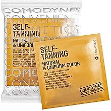 Parfumuri și produse cosmetice Șervețele autobronzate pentru toate tipurile de piele - Comodynes Self-Tanning Natural & Uniform Color