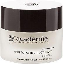 Parfumuri și produse cosmetice cremă concentrată regeneratoare pentru pielea matură - Academie Age Recovery Total Restructuring Care