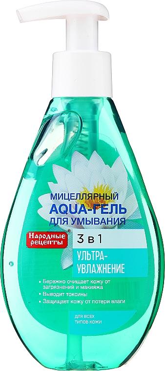 Gel pentru spălare - FitoKosmetik Rețete populare