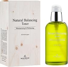 Parfumuri și produse cosmetice Toner hidratant și matifiant pentru față - The Skin House Natural Balancing Toner
