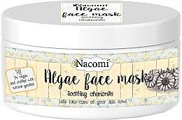 """Parfumuri și produse cosmetice Mască de față alginat """"Mușețel"""" - Nacomi Professional Face Mask"""