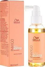 Parfumuri și produse cosmetice Concentrat-Booster nutritiv pentru păr - Wella Professionals Invigo Nutri-Enrich Booster