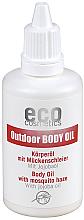 Parfumuri și produse cosmetice Ulei împotriva țânțarilor - Eco Cosmetics Outdoor Body Oil