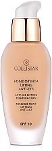 Parfumuri și produse cosmetice Bază- lifting pentru machiaj - Collistar Anti-Age Lifting Foundation