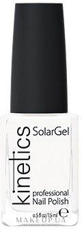 Oja semipermanentă - Kinetics SolarGel Nail Polish — Imagine 001 - Beginnings