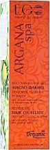 Parfumuri și produse cosmetice Ulei-fluid regenerator pentru păr deteriorat și vopsit - ECO Laboratorie Argana SPA Regenerating Oil-Fluid