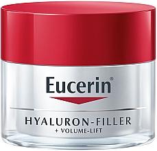 Духи, Парфюмерия, косметика Дневной крем для нормальной и комбинированной кожи - Eucerin Hyaluron-Filler+Volume-Lift Day Cream SPF15
