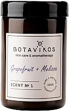 Parfumuri și produse cosmetice Botavikos Greipfrut&Melisa - Lumânare parfumată