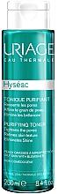 Parfumuri și produse cosmetice Tonic de curățare pentru față - Uriage Hyseac Purifying Toner