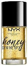 Parfumuri și produse cosmetice Primer de machiaj - NYX Professional Makeup Honey Dew Me Up Primer