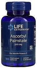 Parfumuri și produse cosmetice Palmitat de ascorbil - Life Extension Ascorbyl Palmitate, 500 mg