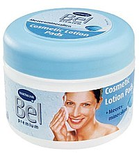 Parfumuri și produse cosmetice Discuri umede din bumbac pentru îndepărtarea machiajului - Bel Premium Sea Minerals Pads