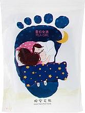 Parfumuri și produse cosmetice Set pasturi pentru picioare - Pilaten Good Noght Patch