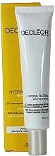 CC-Cremă de protecție SPF 50 - Decleor Hydra Floral White Petal CC Cream SPF 50 — Imagine N2