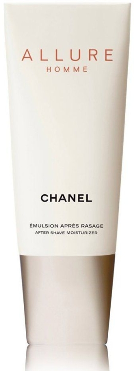 Chanel Allure Homme - Emulsie după ras — Imagine N1