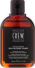 Parfumuri și produse cosmetice Loțiune după ras - American Crew Revitalizing Toner