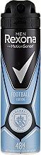 Parfumuri și produse cosmetice Antiperspirant-spray - Rexona Manchester City Spray