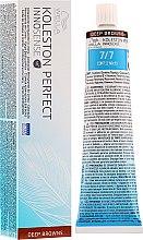 Parfumuri și produse cosmetice Vopsea de păr - Wella Professionals Koleston Perfect Innosense ME+ Deep Browns