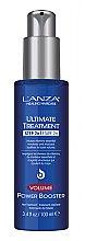 Parfumuri și produse cosmetice Tratament booster pentru volumul părului - L'Anza Ultimate Treatment Volume Power Booster