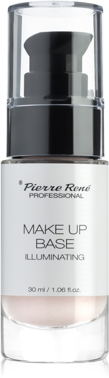 Bază de machiaj iluminatoare - Pierre Rene Make Up Base Illuminating