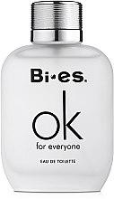 Parfumuri și produse cosmetice Bi-Es Ok For Everyone - Apă de toaletă