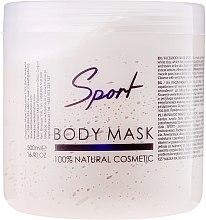 """Parfumuri și produse cosmetice Mască de față și corp """"Sport"""" - Hristina Cosmetics Sezmar Professional Body Mask Sport"""