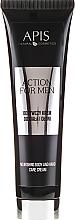 Parfumuri și produse cosmetice Cremă nutritivă pentru mâini și corp - APIS Professional For Men Action Nourishing Cream