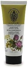 """Parfumuri și produse cosmetice Cremă de mâini """"Trandafir și mușețel"""" - La Florentina Rose & Chamomille Hand Cream"""