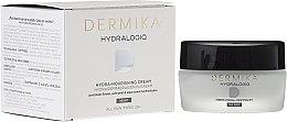 Parfumuri și produse cosmetice Cremă nutritivă de noapte pentru față - Dermika Hydralogio Hydra Nourishing Face Cream 30+