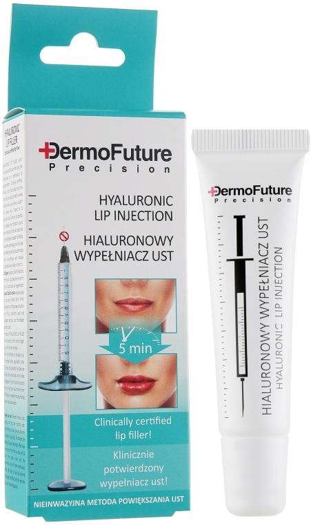 Maximizator hialuronic de buze - DermoFuture Precision Hyaluronic Lip