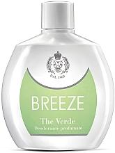 Parfumuri și produse cosmetice Breeze The Verde - Deodorant parfumat