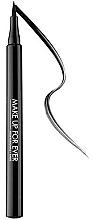 Parfumuri și produse cosmetice Eyeliner - Make Up For Ever Graphic Vinyl Pen Eyeliner