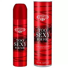 Parfumuri și produse cosmetice Cuba Too Sexy for You - Парфюмированная вода