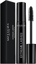 Parfumuri și produse cosmetice Rimel - Mesauda Milano Extreme Lashes Mascara