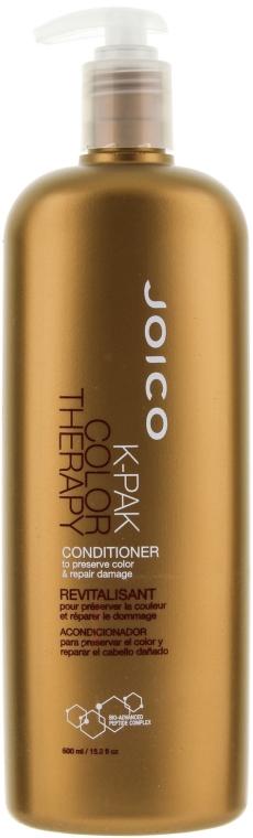Set - Joico K-Pak Color Therapy (shm/500ml + cond/500ml) — Imagine N2