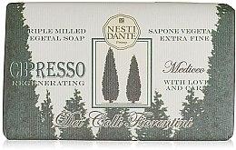 """Parfumuri și produse cosmetice Săpun """"Cypress"""" - Nesti Dante Dei Colli Fiorentini Cypress Tree Soap"""