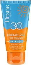 Parfumuri și produse cosmetice Cremă-bază de machiaj SPF30 - Lirene Sun