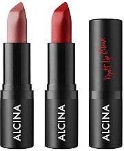 Parfumuri și produse cosmetice Ruj mat pentru buze - Alcina Matt Lip Colour