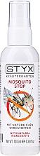 """Parfumuri și produse cosmetice Spray împotriva insectelor """"Mosquito Stop"""" - Styx Naturcosmetic"""