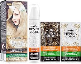 Parfumuri și produse cosmetice Spumă colorantă pentru păr - Venita Henna Color Coloring Mousse