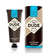 Parfumuri și produse cosmetice Săpun pentru față - Waterclouds The Dude Pre Cleanser