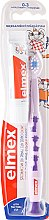Духи, Парфюмерия, косметика Periuță de dinți - Elmex Learn Toothbrush Soft + Toothpaste 12ml